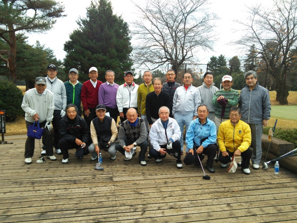 第47回ゴルフ会