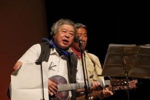 横田 脩会員も The Cedarsのメンバーとして活躍している。