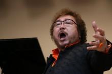 吉田敦先生は歌唱力、表現力抜群。