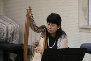 田中麻里さんの演奏