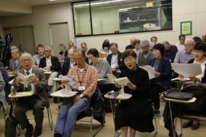 山田玲子先生の歌唱指導
