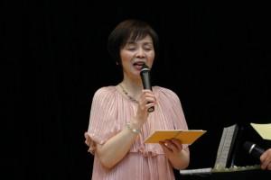 下村夫妻の楽しいトーク