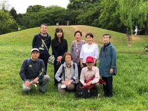 武蔵野公園(くじら山)